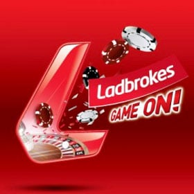 Logo For Scratch Cards From Ladbrokes