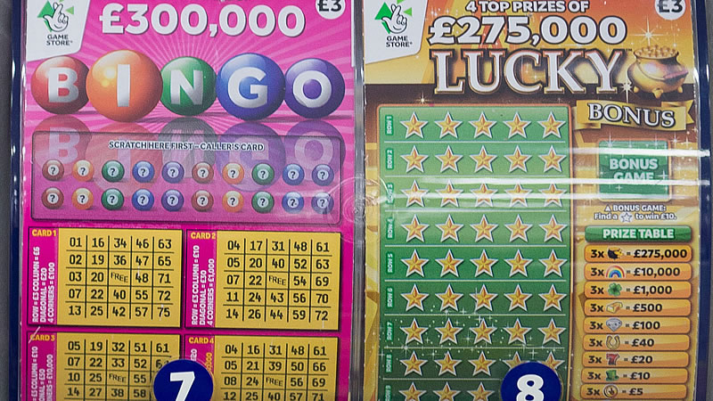 New Scratchcard Sites No Deposit