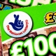 Jackpot Left National Lottery