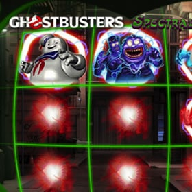 Ghostbusters Scratch Card