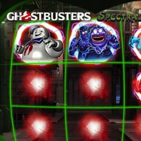 Ghostbusters Scratch Card