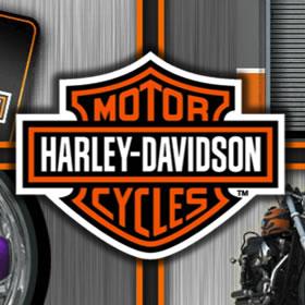 Harley Davidson Scratch Logo