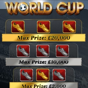 World Cup Scratch Card