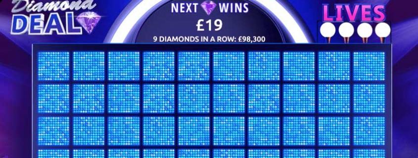 Diamond Instant Win