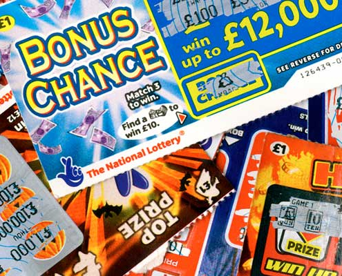 How To Win At Scratch Cards