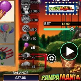 Pandamania Game